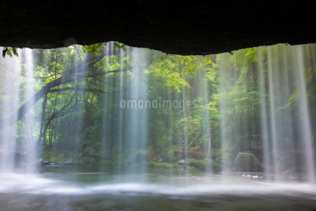 鍋ヶ滝の写真素材 [FYI01816319]
