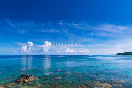 大宜味村の海の写真素材 [FYI01816338]