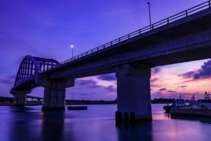 沖縄県 石垣島 サザンゲートブリッジの写真素材 [FYI01816475]