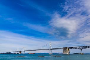 瀬戸大橋の写真素材 [FYI01816483]