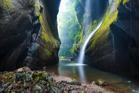 由布川峡谷の写真素材 [FYI01816519]
