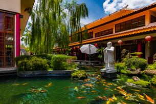 Thai-Chinese Cultural Centre, Thailandの写真素材 [FYI01816577]