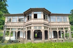 旧鹿児島紡績所技師館の写真素材 [FYI01817062]