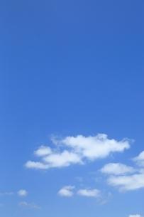 青空と雲の写真素材 [FYI01817258]
