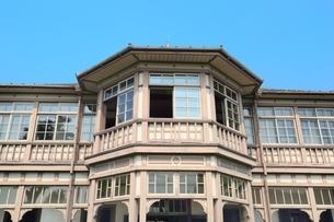 旧鹿児島紡績所技師館の写真素材 [FYI01817268]