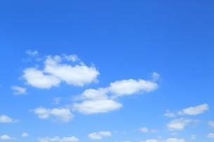 青空と雲の写真素材 [FYI01817402]