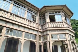 旧鹿児島紡績所技師館の写真素材 [FYI01817805]