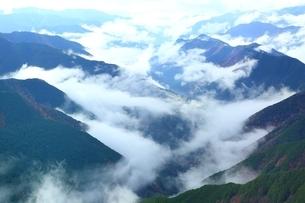 大台ケ原の雲海の写真素材 [FYI01817851]