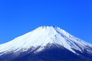 三国峠より望む富士山の写真素材 [FYI01818330]