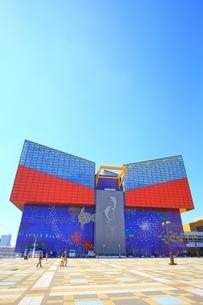 大阪 海遊館の写真素材 [FYI01818974]