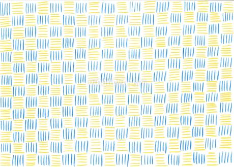 縦横ボーダー組模様のパターンのイラスト素材 [FYI01819593]