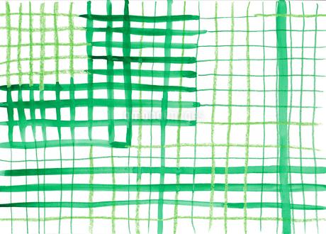 緑のデザインチェック模様のパターンのイラスト素材 [FYI01819697]