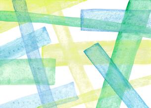 水彩の四角模様のパターンのイラスト素材 [FYI01819736]
