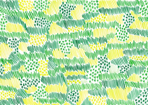 草原のパターンのイラスト素材 [FYI01820014]
