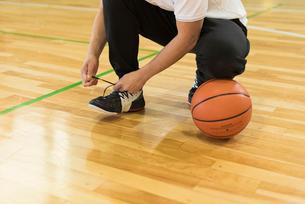 バスケットボール ミドルの写真素材 [FYI01820510]