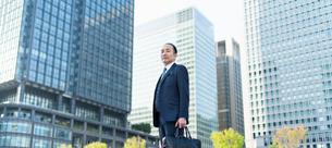 シニアのビジネスマンの写真素材 [FYI01820656]