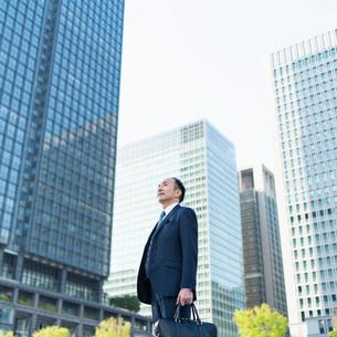 シニアのビジネスマンの写真素材 [FYI01820658]