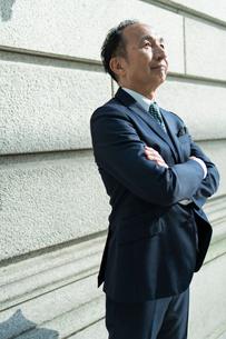 シニアのビジネスマンの写真素材 [FYI01820674]