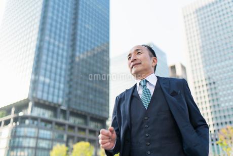 シニアのビジネスマンの写真素材 [FYI01820694]