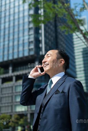 シニアのビジネスマンの写真素材 [FYI01820696]