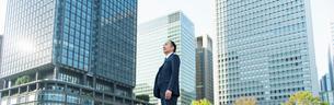 シニアのビジネスマンの写真素材 [FYI01820819]