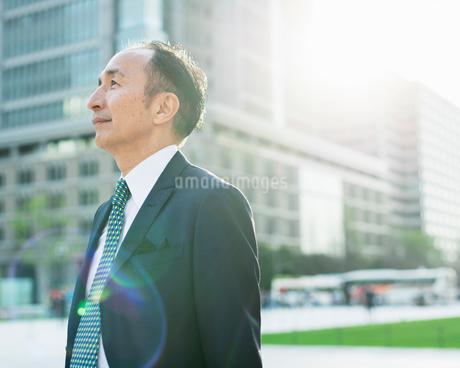 シニアのビジネスマンの写真素材 [FYI01820836]
