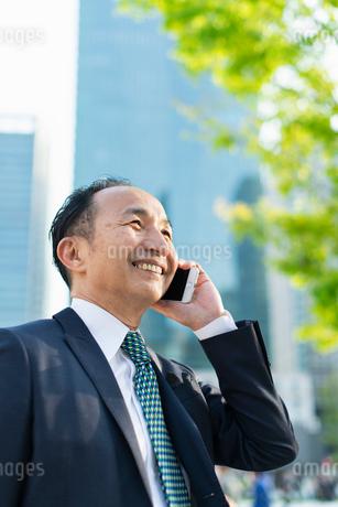 シニアのビジネスマンの写真素材 [FYI01820857]