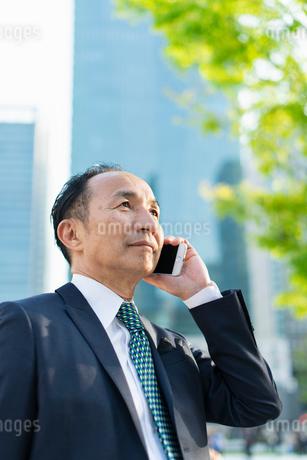 シニアのビジネスマンの写真素材 [FYI01820908]