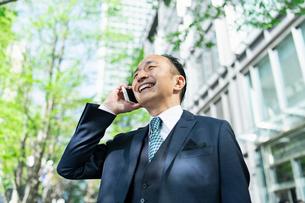 シニアのビジネスマンの写真素材 [FYI01820931]