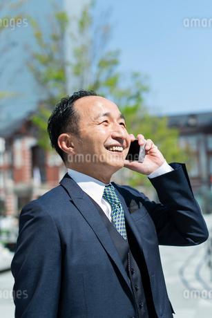 シニアのビジネスマンの写真素材 [FYI01820940]