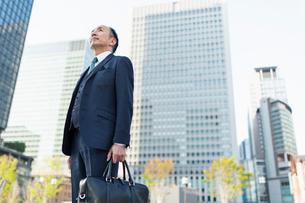 シニアのビジネスマンの写真素材 [FYI01820988]