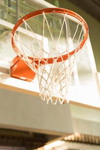 バスケットゴールの写真素材 [FYI01821060]