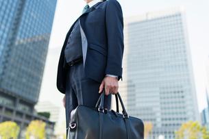 シニアのビジネスマンの写真素材 [FYI01821130]