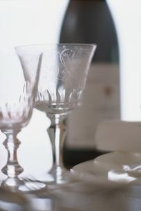 ワイングラスの写真素材 [FYI01821138]