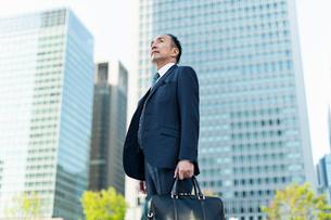 シニアのビジネスマンの写真素材 [FYI01821188]