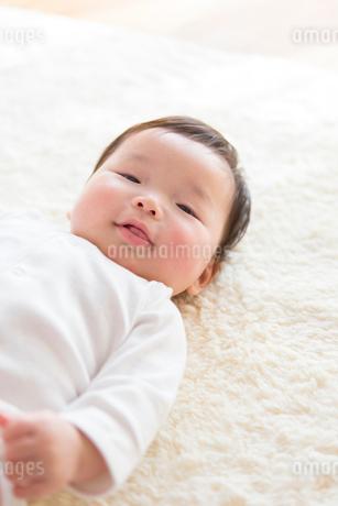 日本人の赤ちゃんの写真素材 [FYI01822992]