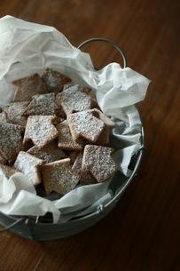 クッキーの写真素材 [FYI01823319]