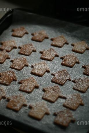 クッキーの写真素材 [FYI01823517]