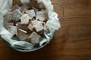 クッキーの写真素材 [FYI01823539]