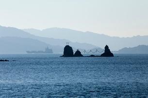 伊予二見と瀬戸内海の島々の写真素材 [FYI01825427]