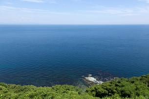 青い海と空の写真素材 [FYI01825695]