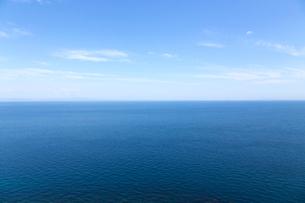 青い海と空の写真素材 [FYI01826076]