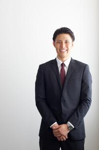 20代ビジネスマンの写真素材 [FYI01827465]