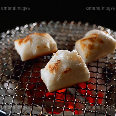 焼き餅の写真素材 [FYI01828684]