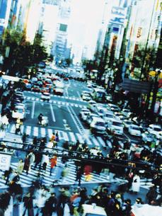 交差点の写真素材 [FYI01828691]