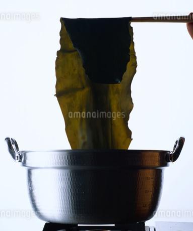 昆布の写真素材 [FYI01828726]