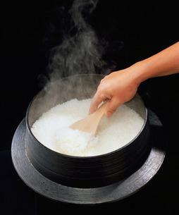 釜炊きご飯の写真素材 [FYI01829449]