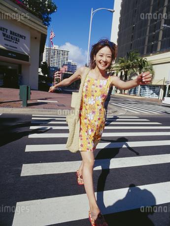 ハワイのショッピングの写真素材 [FYI01829488]