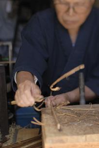 竹細工の写真素材 [FYI01829677]