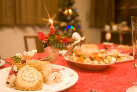 クリスマスイメージの写真素材 [FYI01832778]